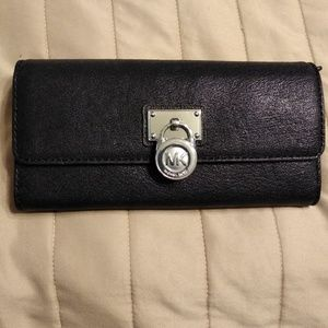 MK Hamilton Wallet EUC